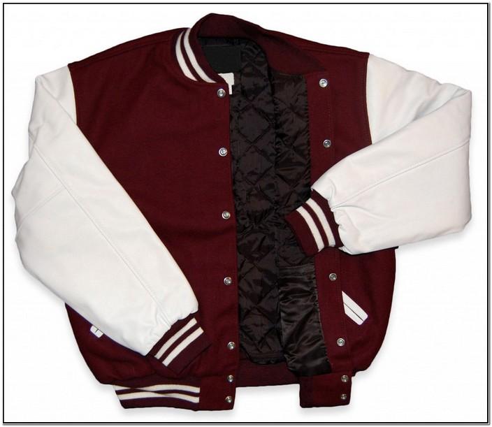 Baby Letterman Jacket
