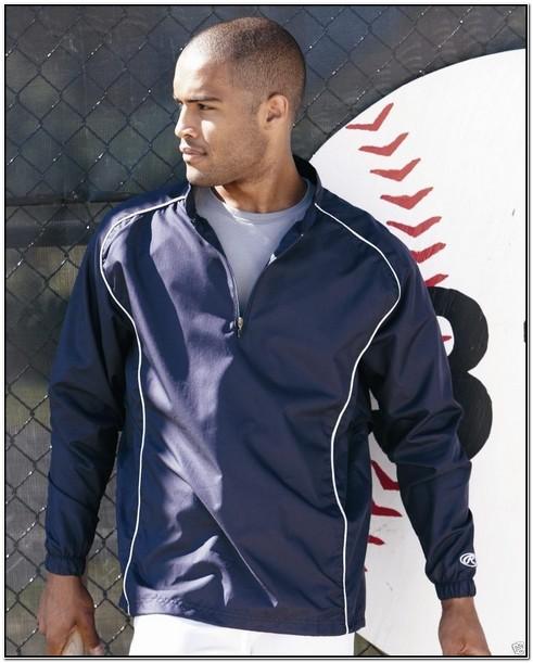 Baseball Cage Jacket 4xl