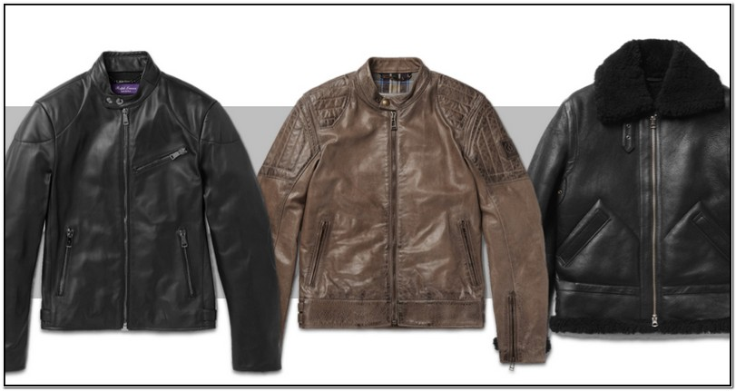 Best Cheap Leather Jackets Mens