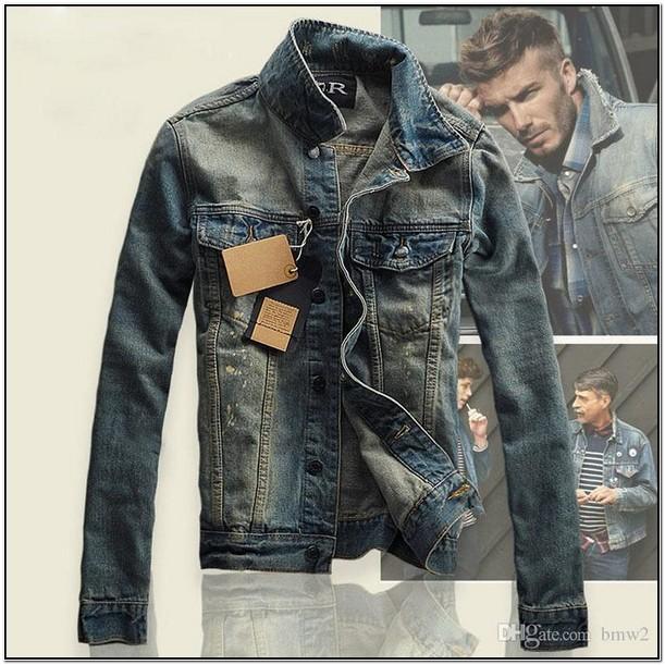 Best Fitting Mens Denim Jacket