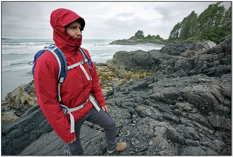 Best Rain Jacket For Hiking 2014
