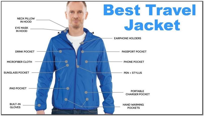 Best Travel Jackets With Hidden Pockets