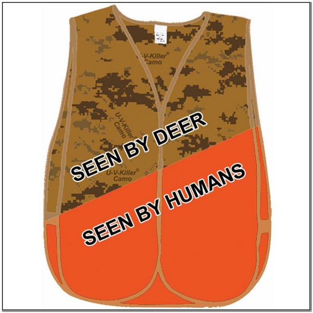 Blaze Orange Hunting Jacket Walmart