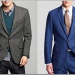 Blue Blazer Vs Suit Jacket