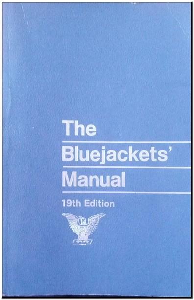 Blue Jackets Manual 19th Edition