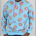 Blue Odd Future Jacket