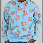 Blue Odd Future Jacket