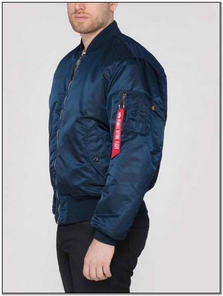 Bomber Jacket With Remove Before Flight Tag