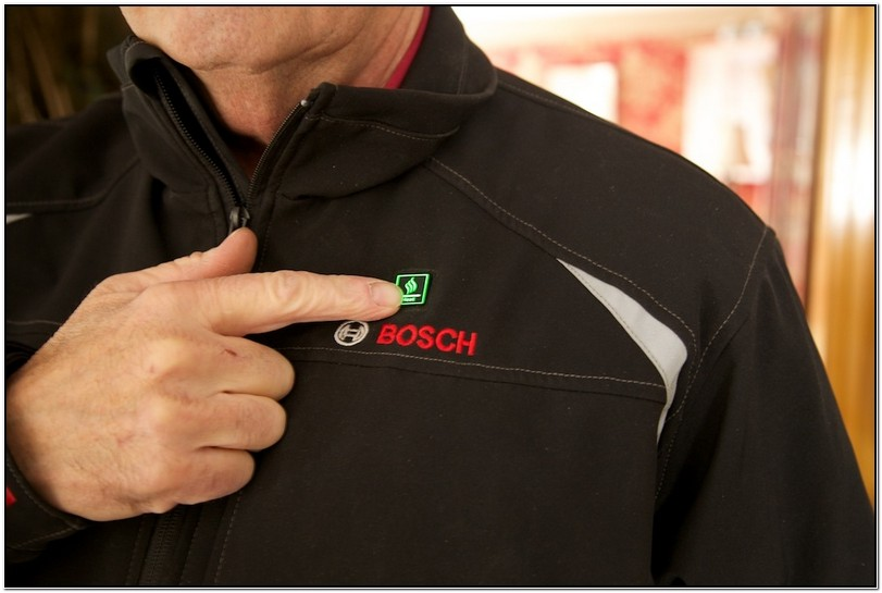 Bosch Heated Jacket Total Tools