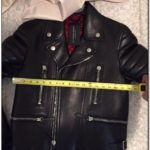 Burberry Mens Leather Jacket Ebay