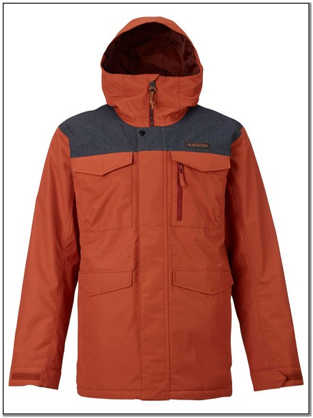 Burton Covert Mens Snowboard Jacket