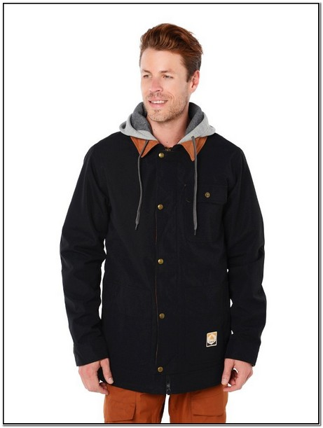 Burton Mens Dunmore Snowboard Jacket