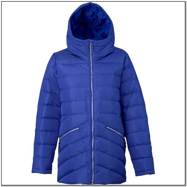 Burton Womens Snowboard Jackets Size Chart