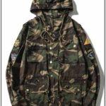 Camo Jacket Hood