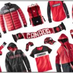 Canada Olympic Jackets 2014 For Sale