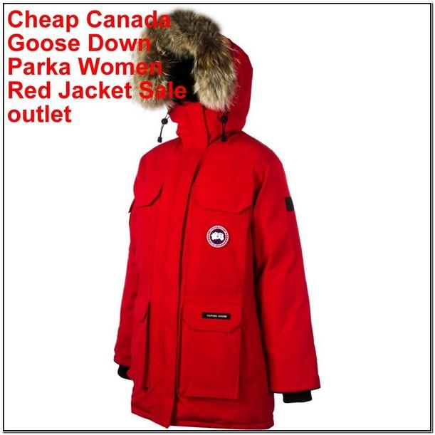Canadian Goose Down Jacket Outlet