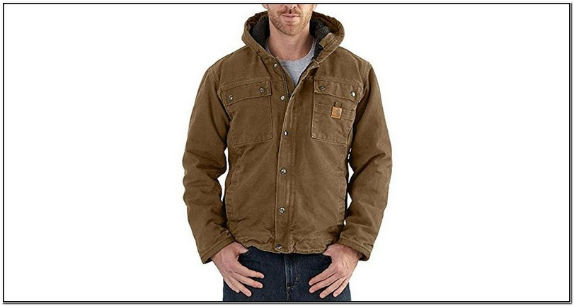 Carhartt Bartlett Jacket Gravel