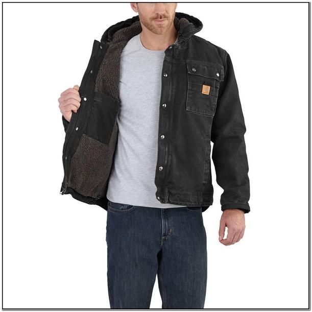 Carhartt Bartlett Jacket Sherpa Lined
