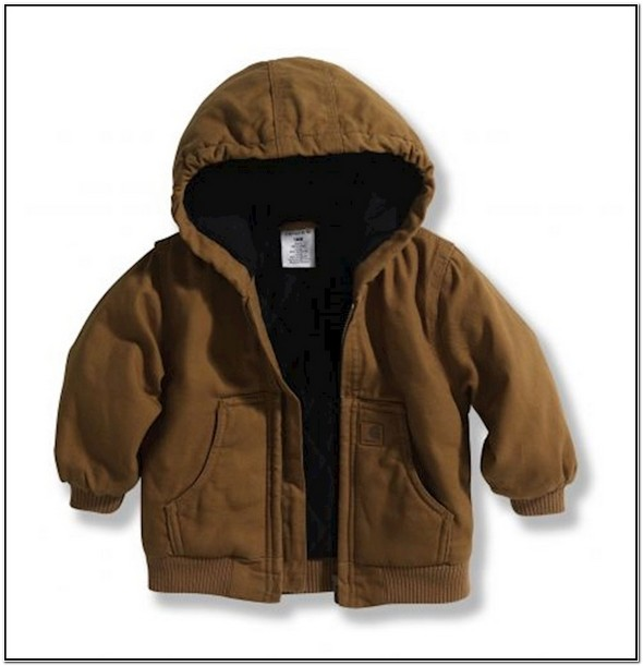 Carhartt Toddler Active Jacket