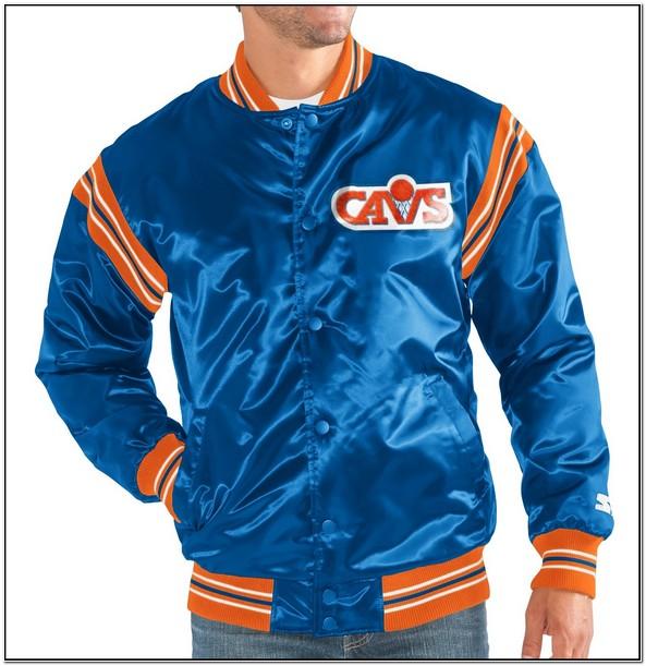 Cavs Starter Jacket
