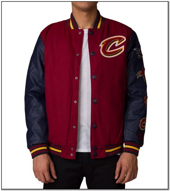 Cavs Varsity Jacket