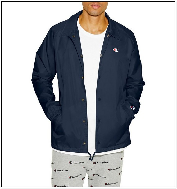 Champion Coach Jacket Wholesale