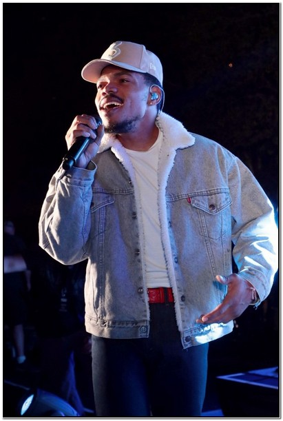 Chance The Rapper Levi Jacket