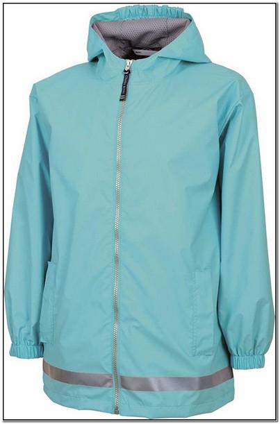 Charles Rivers Rain Jacket Size Chart