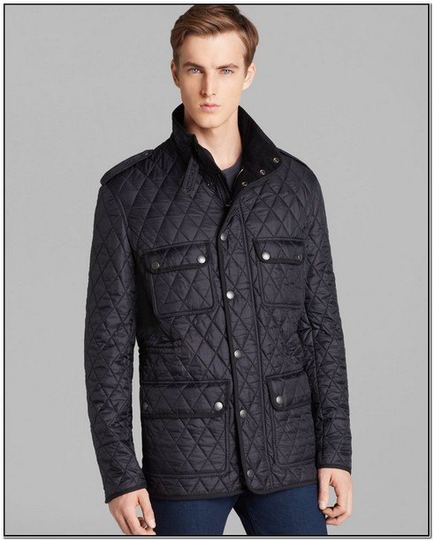 Cheap Burberry Quilted Jacket Mens