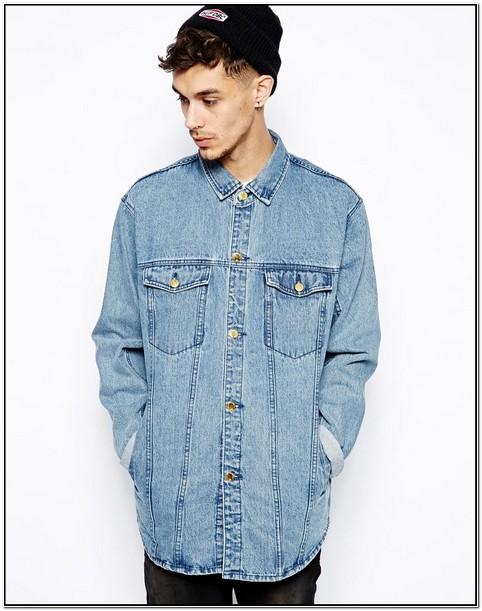 Cheap Jean Jacket Mens