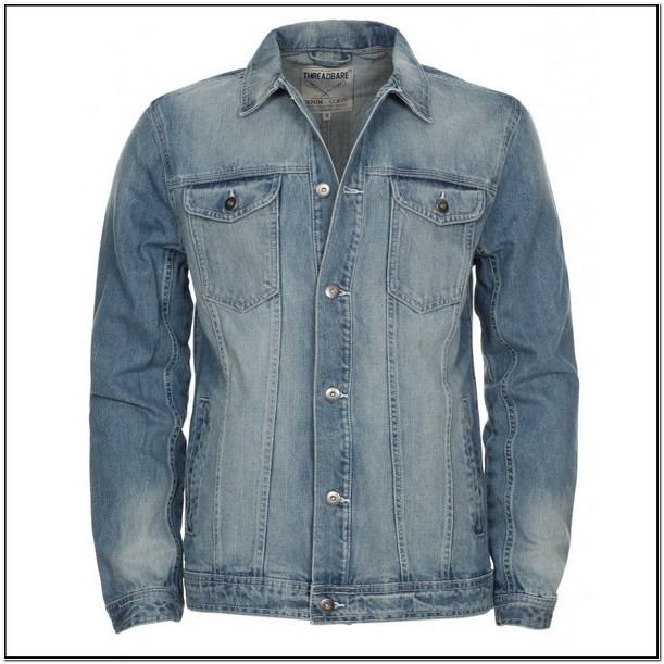 Cheap Mens Denim Jackets Uk