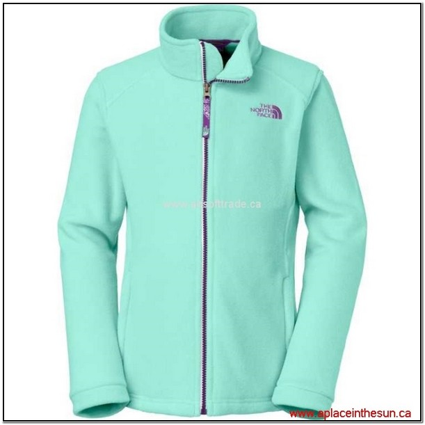 Childrens North Face Fleece Jackets