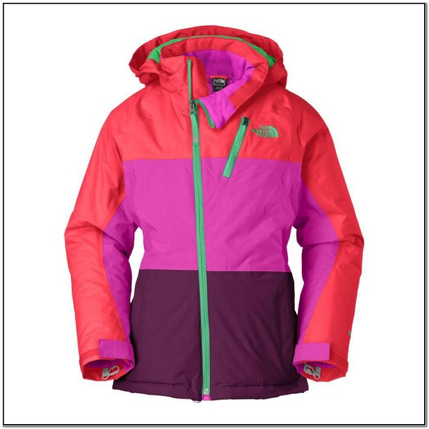 Childrens North Face Ski Jackets
