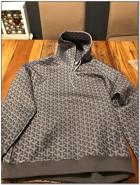 Christopher Wanton Goyard Jacket