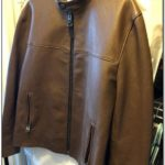 Coach Mens Leather Jacket Ebay