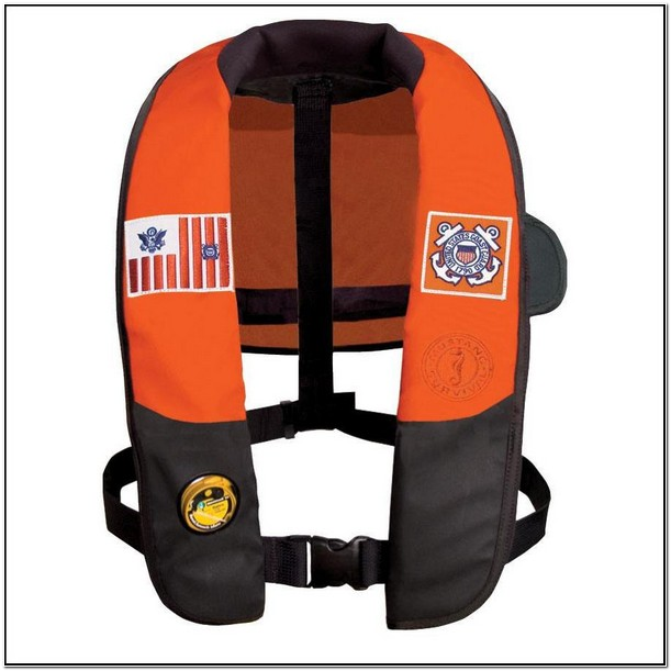 Coast Guard Approved Life Jackets