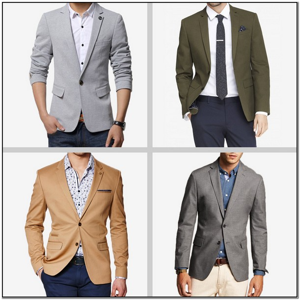 Coat Vs Jacket Vs Blazer