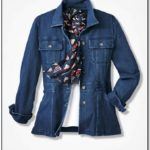 Coldwater Creek Jean Jackets