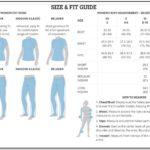 Columbia Jacket Mens Size Chart