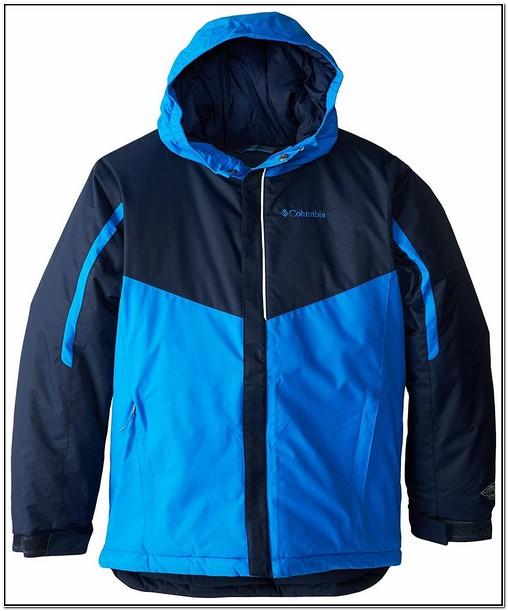 Columbia Jacket Zipper Replacement