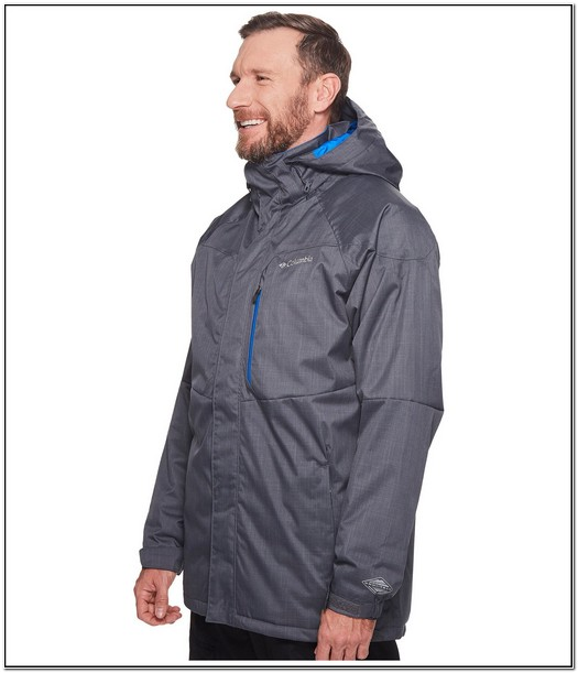 Columbia Mens Big Tall Alpine Action Jacket