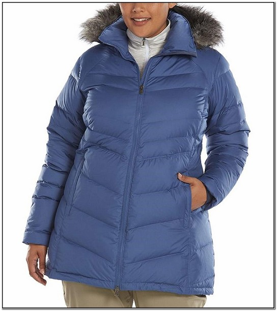 Columbia Puffer Jacket Womens