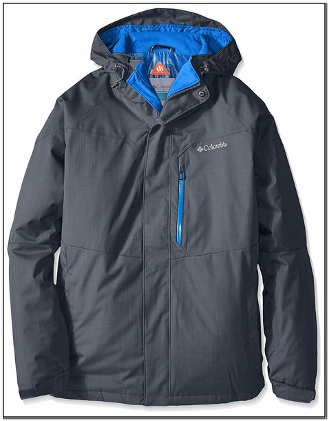 Columbia Ski Jackets Mens