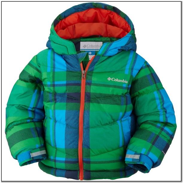 Columbia Toddler Boy Winter Jacket