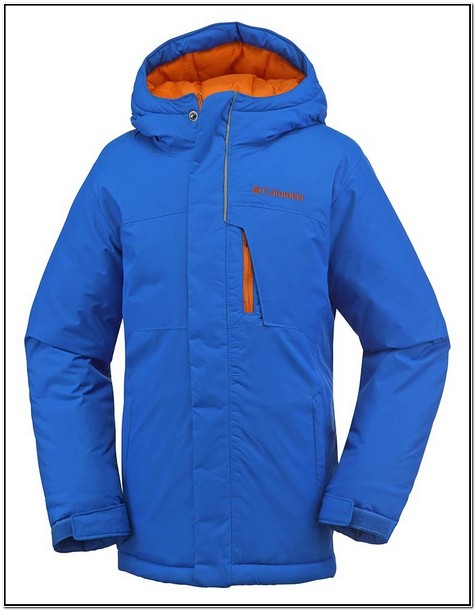 Columbia Youth Jackets Clearance