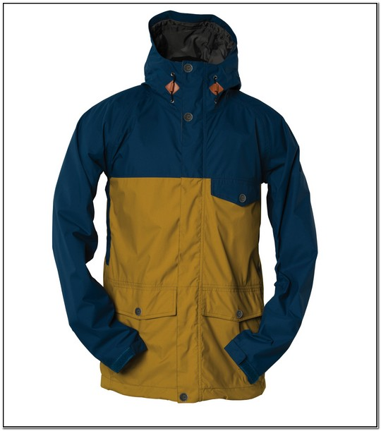 Cool Mens Snowboarding Jackets