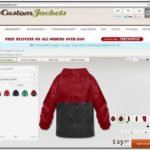 Create Your Own Windbreaker Jacket