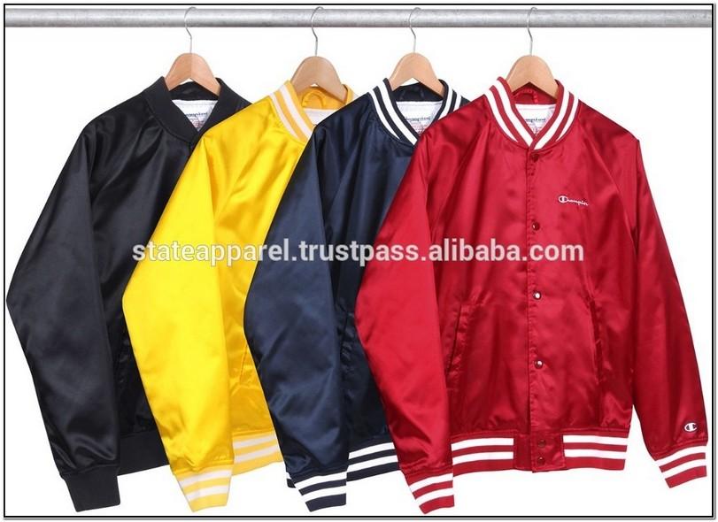 Custom Coach Jacket Uk