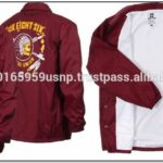 Custom Embroidered Windbreaker Jackets