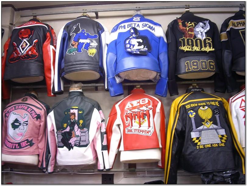 Custom Masonic Jackets